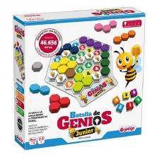 Batalla de genios Junior