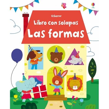 Las formas (libro con solapas)