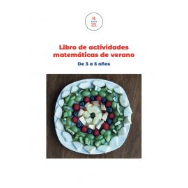 Libro impreso «Actividades matemáticas de verano de 3 a 5 años»