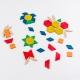 Kit Individual Aprendiendo Matemáticas para Infantil Tangrams