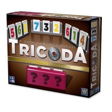 Tricoda, juego de lógica