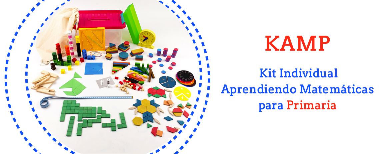 KAMP: Kit Individual Aprendiendo Matemáticas para Primaria