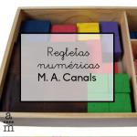 Regletas numéricas Maria Antonia Canals