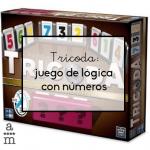 Tricoda: juego de lógica con números