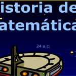 La historia de las matemáticas en cómic interactivo