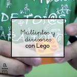 Múltiplos y divisores con Lego
