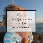 Otra clasificación con las emociones