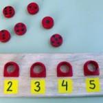 Tapones y números