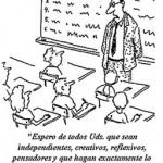 Cómo ser un mal profesor I: 10 sencillos pasos para limitar la participación del alumno en clase
