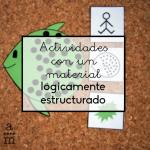 Actividades con un material lógicamente estructurado-II