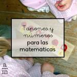 Tapones y números para las matemáticas