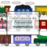Calendario de adviento matemático