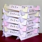 Torres de multiplicar