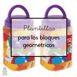 Plantillas para los bloques geométricos