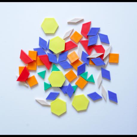 bloques geometricos plastico