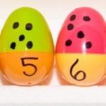 Actividades para relacionar números y cantidades III
