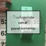 Trabajando con el panel numérico