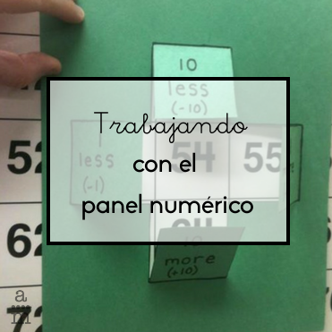 panel numerico idea
