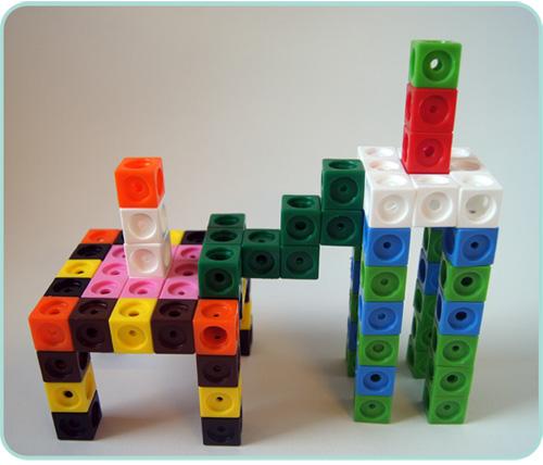 construcciones con materiales