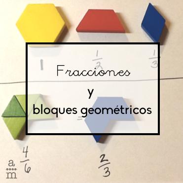 fracciones bloques geometricos