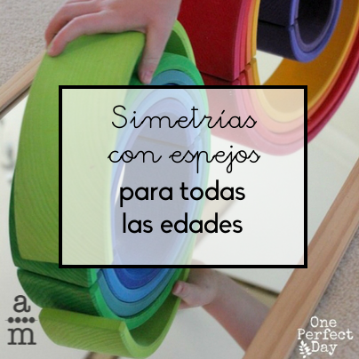 Simetr as con espejos para todas las edades aprendiendo for Espejo retrovisor para ninos