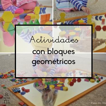 ideas bloques geometricos