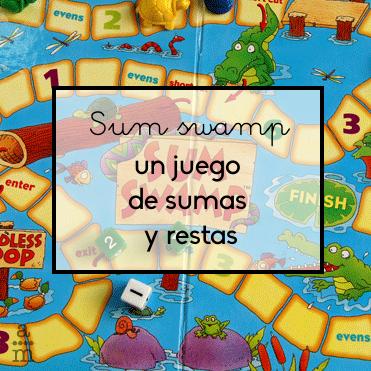 Sum Swamp Un Juego De Sumas Y Restas Aprendiendo Matematicas