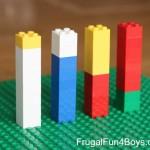 Fracciones y lego