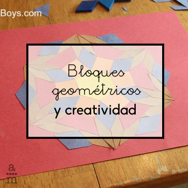 mosaico bloques geometricos