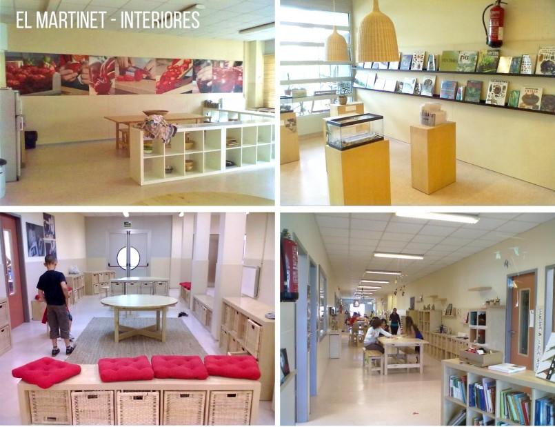 Ambientes en educaci n infantil y primaria i aprendiendo for Decoracion de espacios de aprendizaje