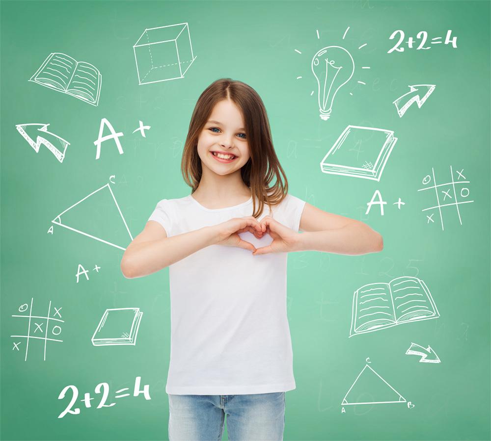 niña-love-math