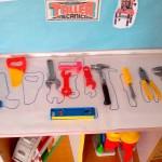 Geometría en el taller de herramientas: asociar figuras planas con volumen