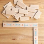 Actividades matemáticas con un dominó