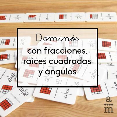 dominos fracciones