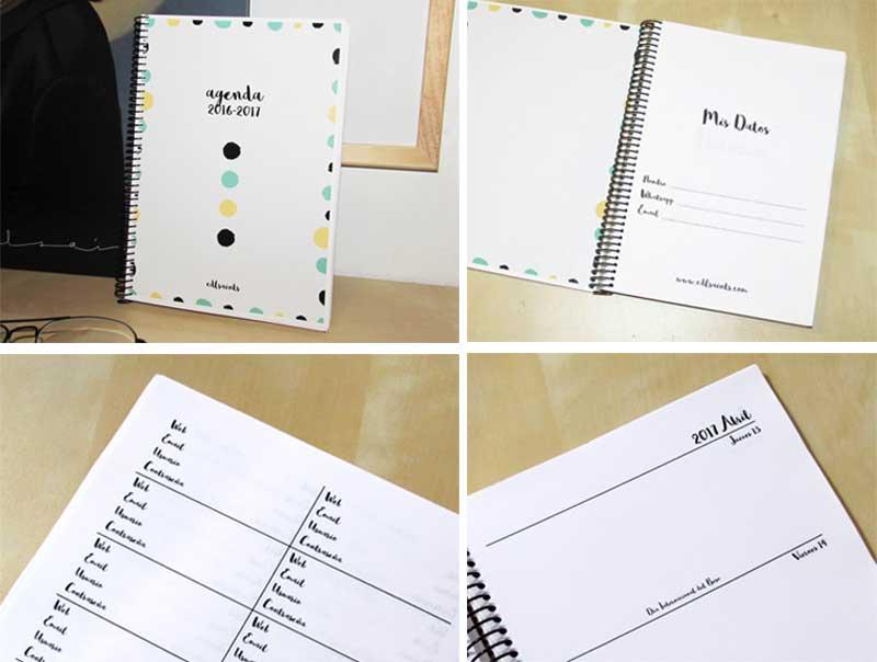 10 imprimibles para planificar y organizar el curso escolar ...