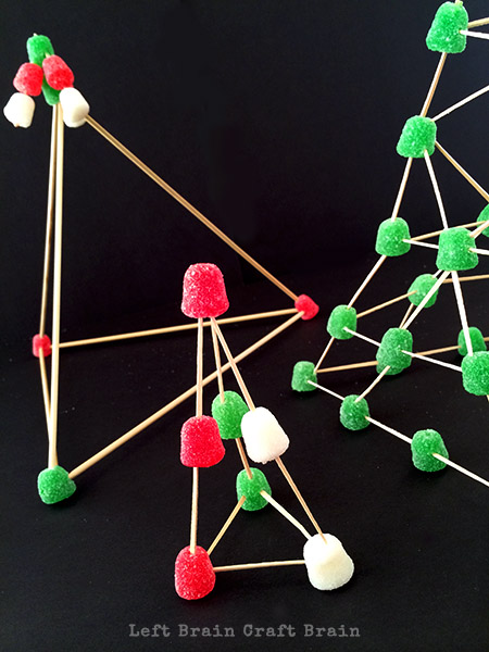 matematicas navidenas chuches