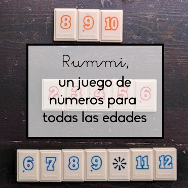 El Rummi Un Juego Para Todas Las Edades Aprendiendo Matematicas