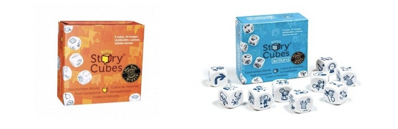 story cubes juego