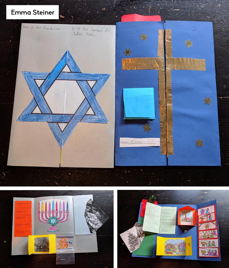 lapbooks de religión