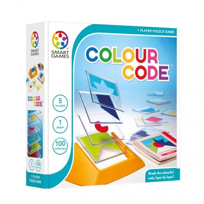 colour code logica