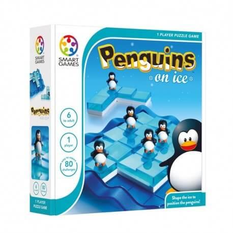 juego de logica pinguinos