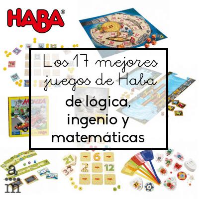Los 17 Mejores Juegos Haba De Logica Ingenio Y Matematicas