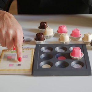 Chocolate fix un juego de lógica para comértelo