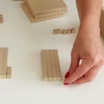 El material base 10, imprescindible para aprender el sistema decimal