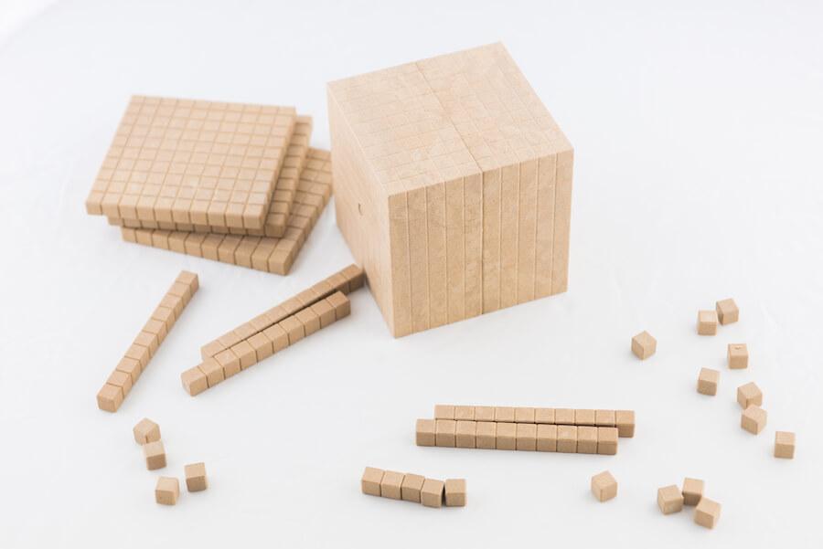 material sistema decimal