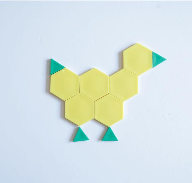 creacion bloques geometricos