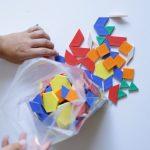 Los Bloques geométricos: el material perfecto para trabajar la Geometría de Infantil a Secundaria