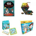 27 juegos y libros de matemáticas para el verano