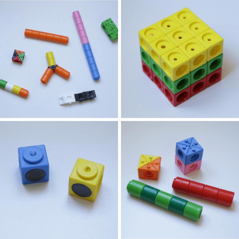 distintos tipos de policubos