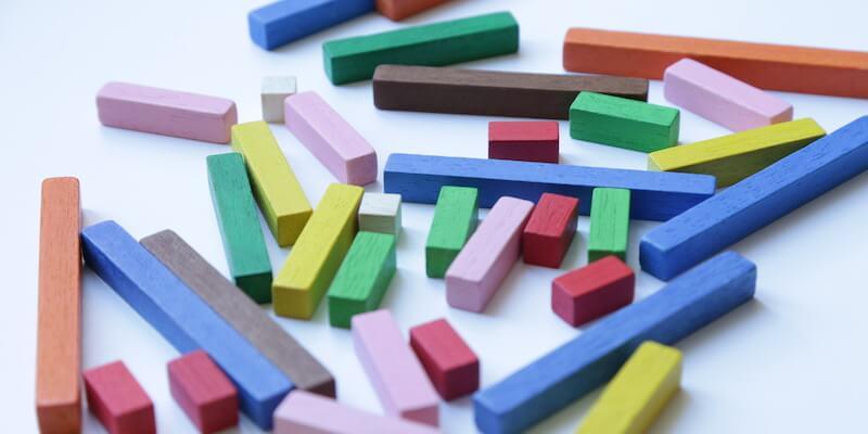 Qué son las Regletas Cuisenaire y cómo aprender matemáticas con ellas